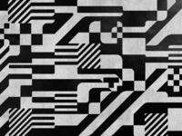 Transmute Pattern Print