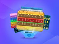 TYPANY KEYBOARD—— Apply Themes