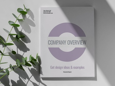 Company Overview Template overview company branding fashion minimalist clean professional modern catalogue catalog magazine template print design printing printable print indesign adobe us lettter a4