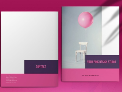 Pink Brochure Layout advertising branding lookbook fashion minimalist clean professional modern catalogue catalog magazine template print design printing printable print indesign adobe us lettter a4