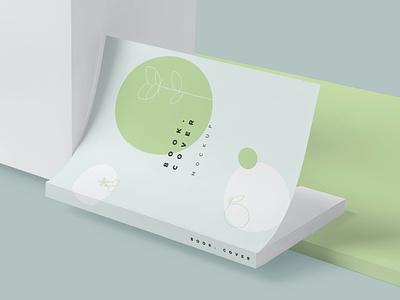 Beautiful Book Cover Mockups professional minimalist lookbook modern bookcover branding logo illustration design motion graphics graphic design 3d animation magazine indesign printable catalog print clean template
