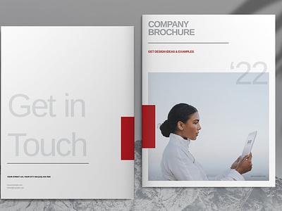 Business Brochure Layout branding motion graphics graphic design 3d animation logo illustration design magazine indesign printable catalog print clean template cataloge brochure business