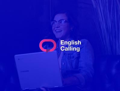 English Calling Logotype