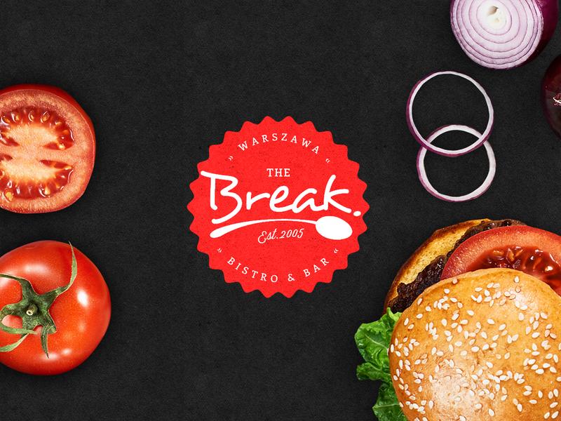 The Break - Logotype