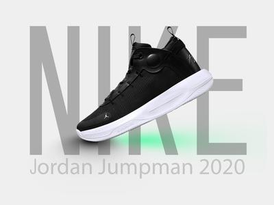 Nike Promo 2020 branding website web vector design art