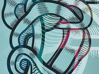 Abstract Lines II
