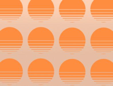 Sunday Morning Cafe Branding marykategaffneydesigns dribbble best shot warm pattern logodesign dailylogochallenge flatdesign digitalart branding design illustration logo designer dribbble