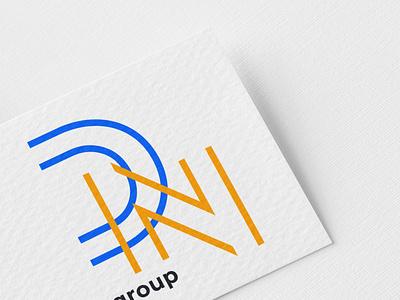 logo breakdance group branding illustration poster
