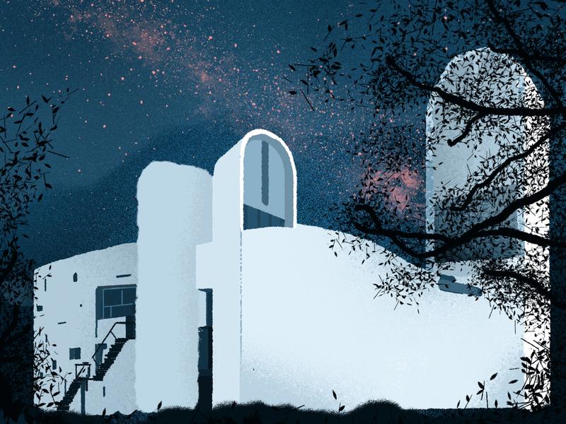 RONCHAMP architechture design graphicdesign illustration