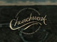 Churchwork w/ descriptive text