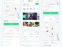 Sohoz - Mobile App Re Design Concept