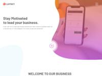 Website ui design