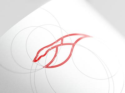 Gander Logo Mark Guides