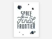 Space Stencil