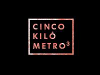 Cincokilometro 3 Logo