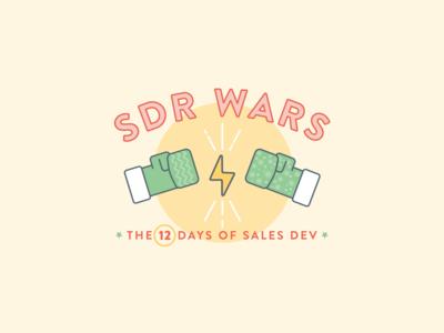 SDR WARS - 12 days of Sales Dev