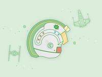 Sigstr Inspired Rebel Pilot Helmet