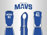 TOP 10 - Mavs Uniform Contest