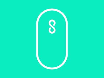 Infinite Scroll icon logo ui infinite scroll icon
