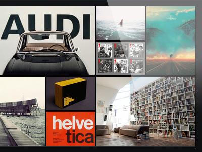 Designspiration on your tv