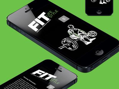 JSNJAY | Fit Lifestyle UX Design