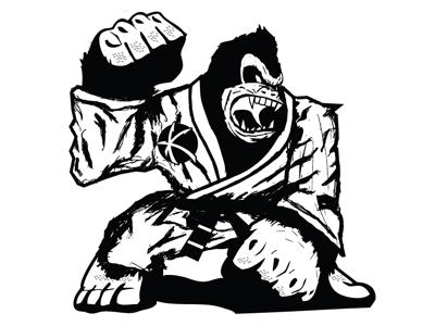King Kong BJJ | Logo