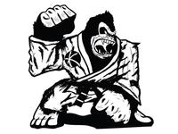 King Kong BJJ   Logo