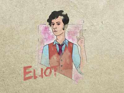 Eliot fan art illustration art