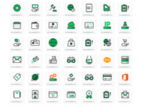 GoDaddy Product Icon Rebrand