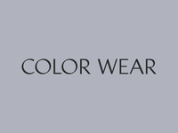 Color Wear Logotype