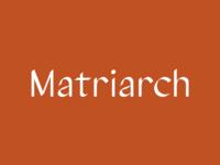 Matriarch Logo