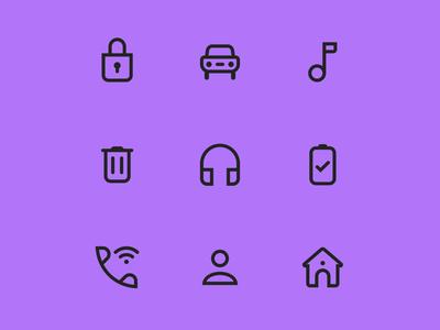 Pixel 4 - Theme Icons