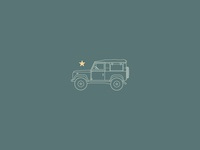 Land Rover WIP