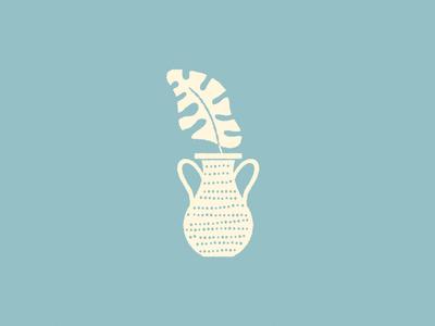 Plant Print 002