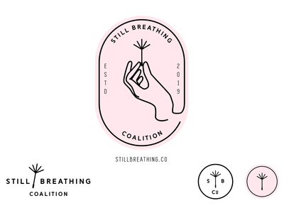 Still Breathing Coalition Branding