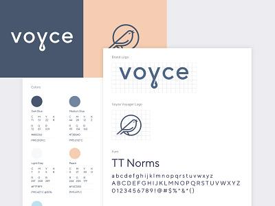 Voyce CBD branding wordpress development wordpress ecommerce ux website ui design rareview voyce cbd