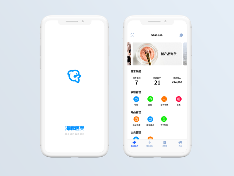 Dolphin App logo ux dolphin app ui