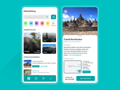 Travel App UIUX interfacedesign interface app web design uxdesign ux uiux uidesign ui