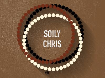 Happy Beads –Soily Chris illustration bracelets