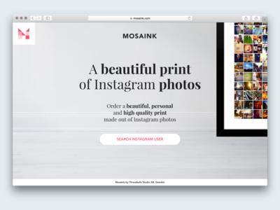 Mosaink.com – v2