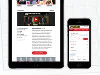 List module – Aftonbladet