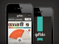 Giftiki - iPhone App - Release