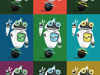 Rover App - Bot Colors