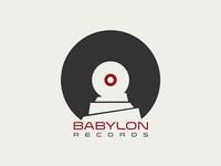 Logo Babylon Records