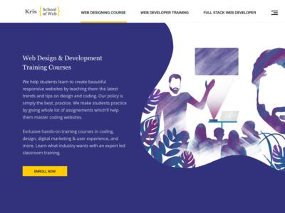 Kris school of web