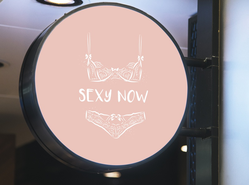 Logo_Sexy Now bra Shop