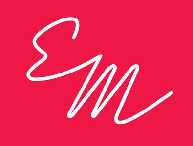 Day 221 logo design concept logo designs handwritten lettermark monogram letter mark monogram design monograms monogram logo monogram hand letters brand identity designer logo mark logo designer brand design graphic design logo design brand identity adobe illustrator cc branding adobe illustrator