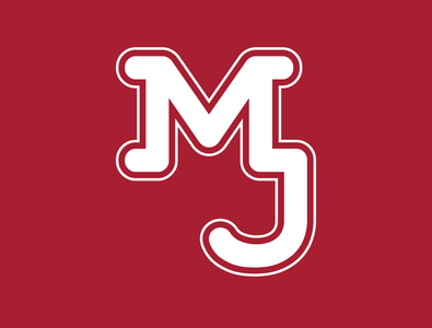 Day 224 monogram logo dribbble best shot dribbble adobe graphic  design brand identity designer brand identity design basketball logo michael jordan logo mark logo designer brand design graphic design logos logo design brand identity logo adobe illustrator cc branding adobe illustrator
