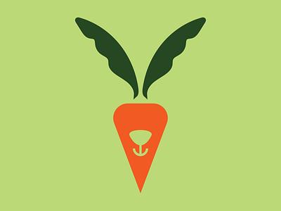 Day 333 health farm farming farmer vegetables vegitable cute rabbit bunny carrot logo designer brand design logos graphic design logo design brand identity logo adobe illustrator cc branding adobe illustrator