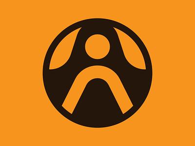 Day 401 brand identity design brown circle orange blob simplification simplicity brand identity designer ink shapes logo designer brand design logos graphic design logo design brand identity logo adobe illustrator cc branding adobe illustrator